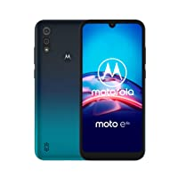 Moto E6s | Unlocked | International GSM only | 2/32GB | 13MP Camera | 2019 | Blue, Model Number: XT2053-2