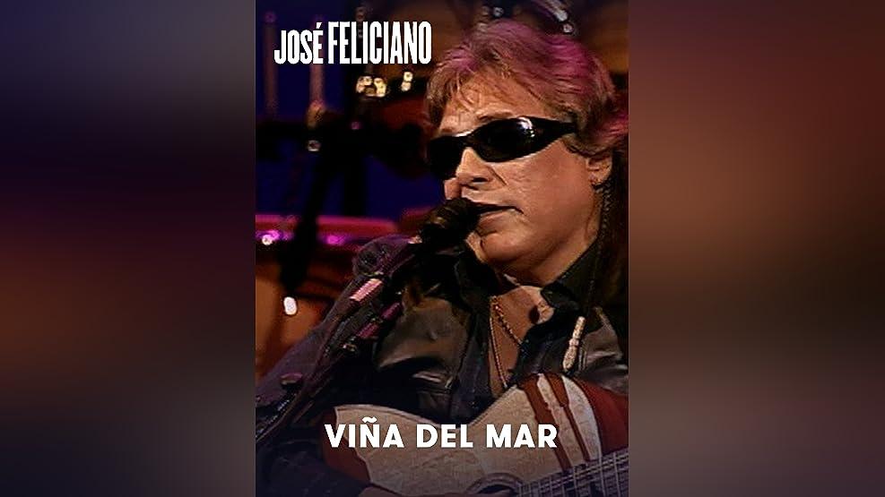 José Feliciano - Viña del Mar