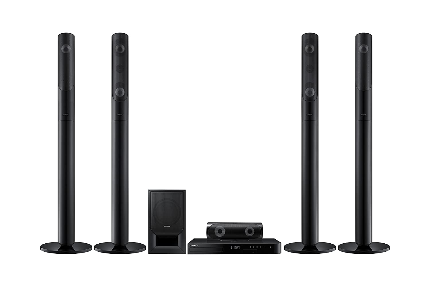 Samsung HT J5550K 5.1 Channel Blu-ray Home Entertainment System (Black)