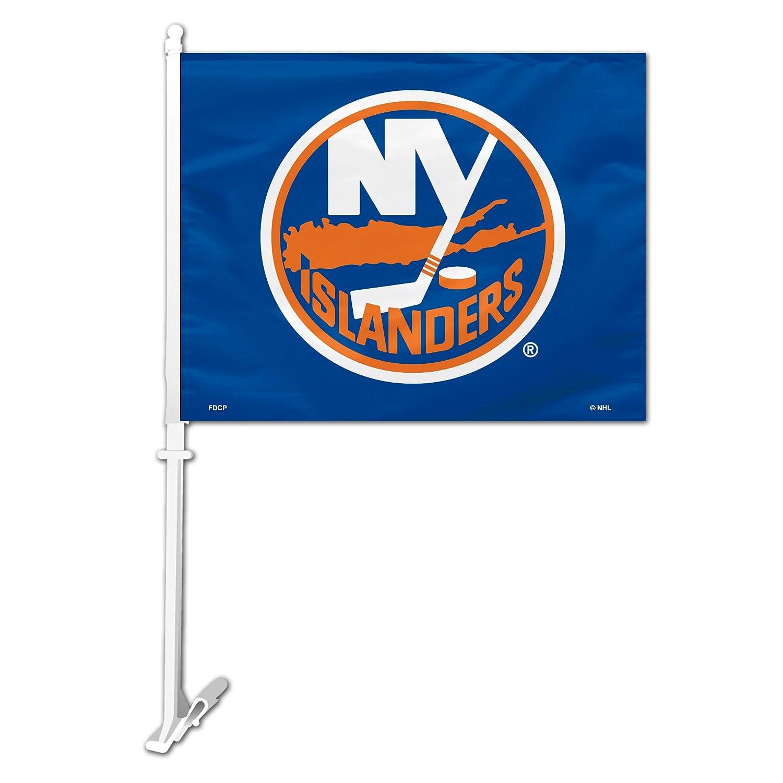 NHL New York Islanders Car Flag