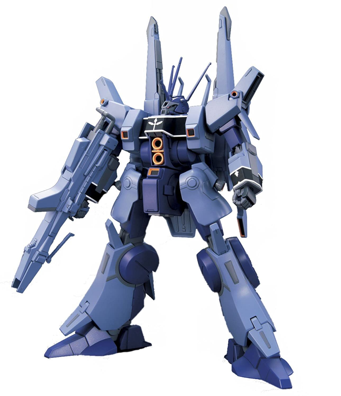 Bandai Hobby #160 HGUC AMX-014 Unicorn Version Doven Wolf Model Kit 1//144 Scale