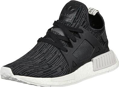 adidas Damen Schuhe Sneaker NMD XR1 Primeknit schwarz 42