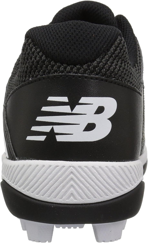 New Balance Kids 4040 V4 Molded Baseball Shoe
