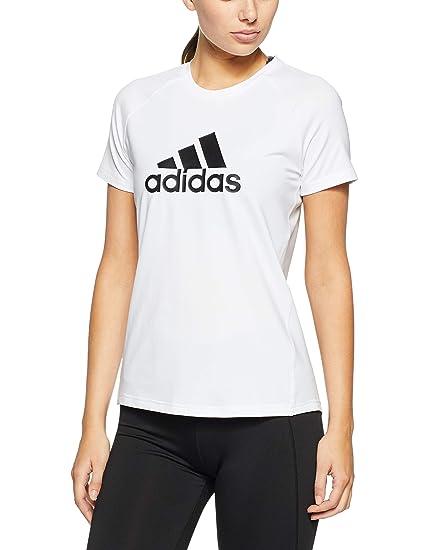 adidas D2m Logo Camiseta 28ce9488eeaaf