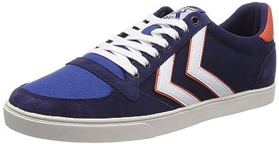 check out b0568 bc6d3 hummel Unisex Erwachsene Slimmer Stadil Low Sneaker