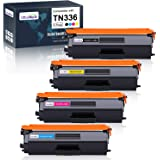 OfficeWorld Compatible Toner Cartridge Replacement for Brother TN336 TN-336 TN331 for Brother MFC-L8850CDW MFC-L8600CDW…