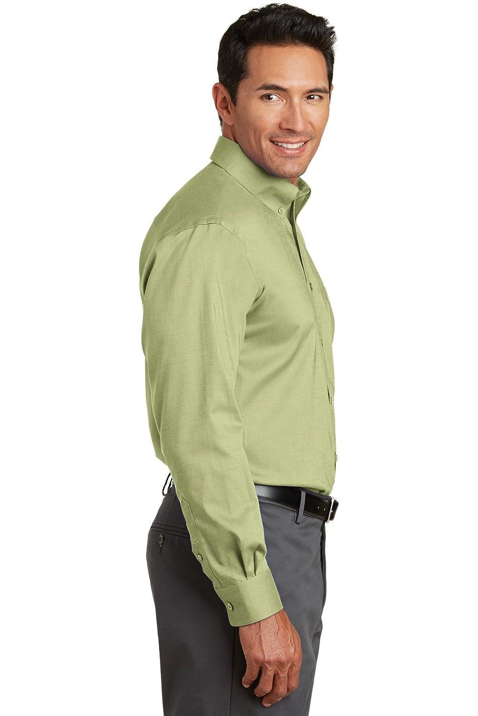 Red House Mens Tall Nailhead Non Iron Button Down Shirt