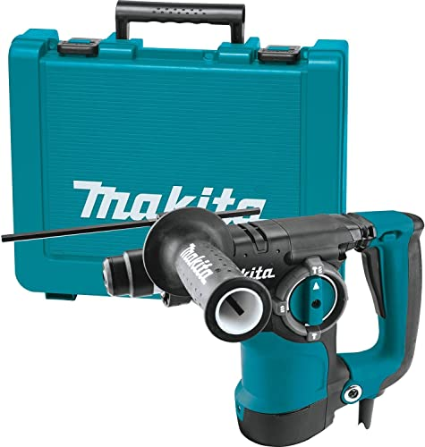 Makita HR2811F 1-1 8 Rotary Hammer, accepts SDS-PLUS bits