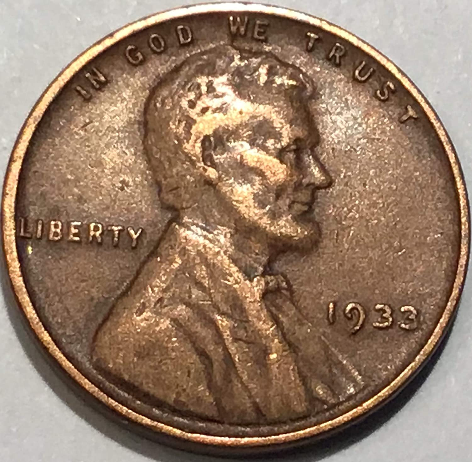 VF VERY FINE PLUS FULL ROLL 50 COINS 1921 S LINCOLN WHEAT CENT PENNY 1C VF