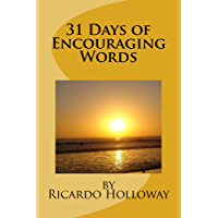 31 Days of Encouraging Words (English Edition)