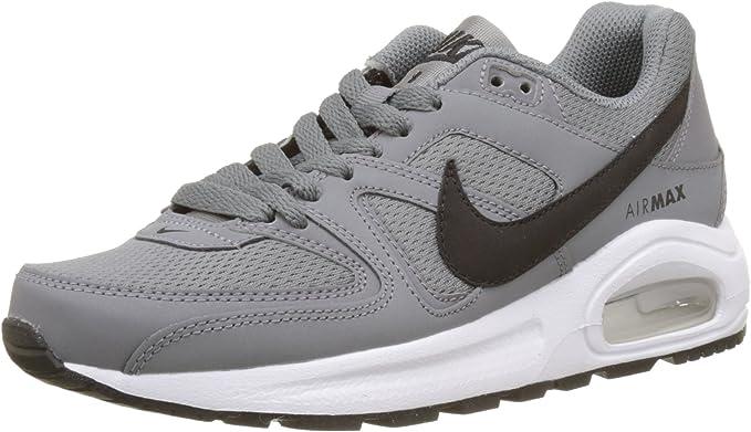 Nike Air Max Command Flex (GS) Jungen Laufschuh blackwhite white 844346 011