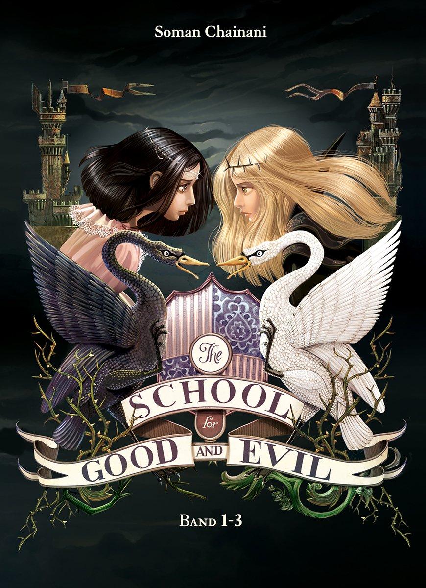 The School For Good And Evil Band 1 Es Kann Nur Eine Geben Band