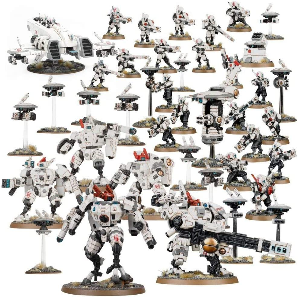Battleforce 2020 Tau Empire Cadre Starpulse Games Workshop Warhammer 40k