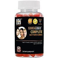 COMPLETE Hair & Beauty Gummy Supplement. High Potency Biotin, Vitamins A B C D E...