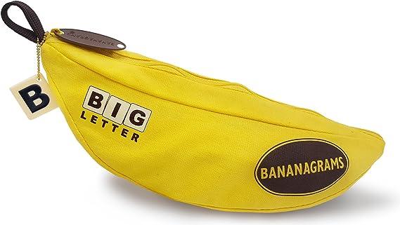 Bananagrams BANBLE001 - Letras grandes, varios colores , color/modelo surtido: Amazon.es: Juguetes y juegos