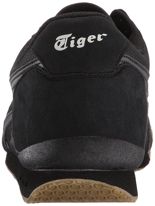onitsuka tiger mexico 66 black glacier grey quality letra en