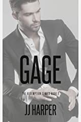 Gage (The Redemption Series Book 2) Kindle Edition