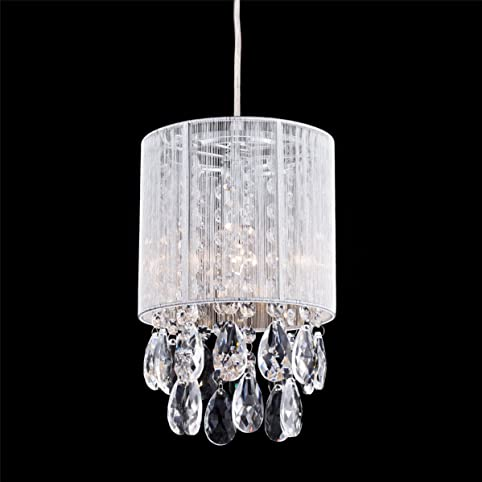 Dazhuan modern crystal drops pendant ceiling lighting chandelier dazhuan modern crystal drops pendant ceiling lighting chandelier lamp hanging light mozeypictures Image collections