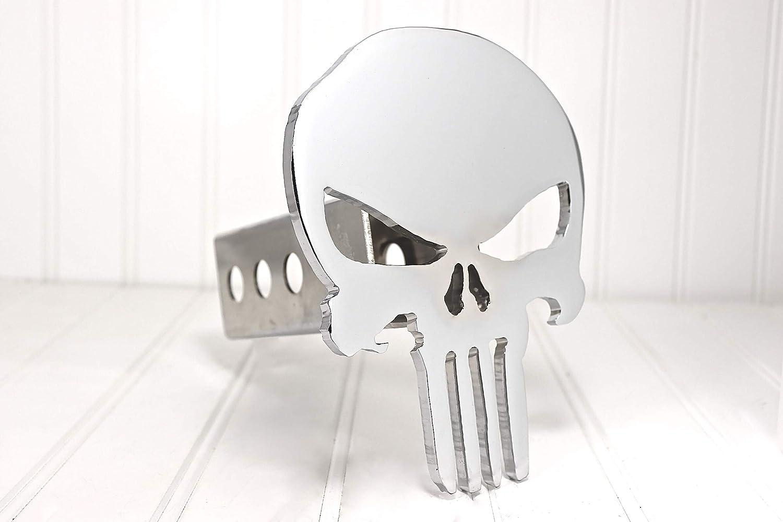 Punisher skull cookie cutter