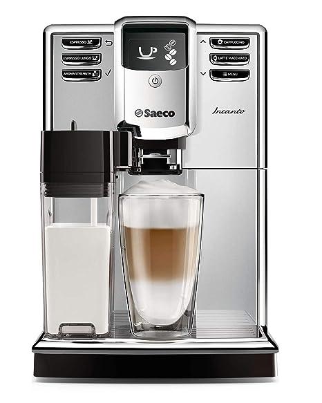 Saeco Incanto - Cafetera (Independiente, Máquina espresso, 1 ...