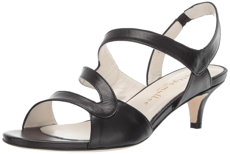 Black Bettye Muller Womens Sandy Sandal