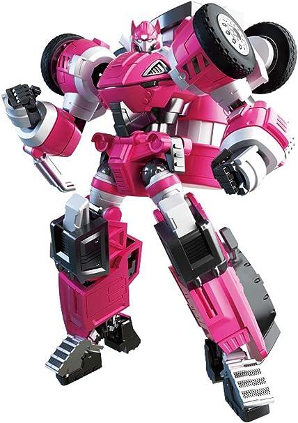 Miniforce Penta X Bot Lucy Pentatron Transformer Robot Car Korean Toy 2021 New Ver