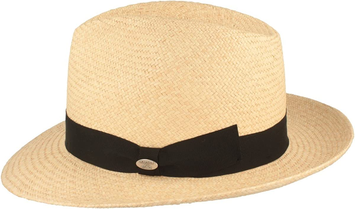 Summer Hut Soft Sweatband and Crack Protection. Traditional Hand Woven in Ecuador Straw Hat Original Panama Hat