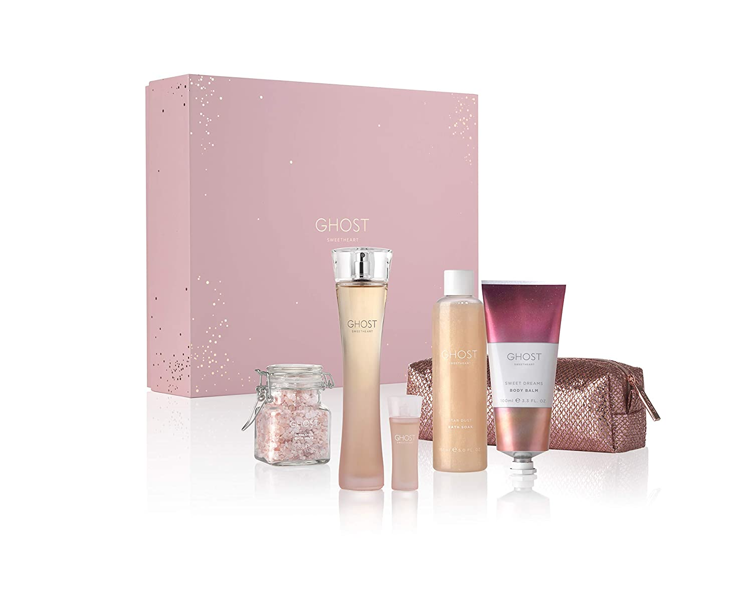 Ghost Sweetheart Giftset, 50 ml S A Designer Parfums GHTSET1126