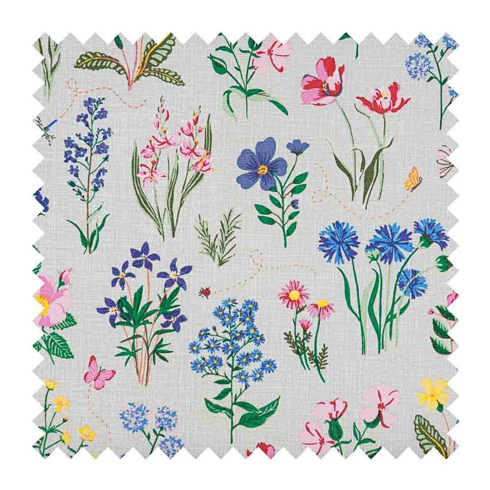 Hobby Gift Spring Garden Large Rectangle Sewing Box 23.5 x 31 x 20cm d//w//h
