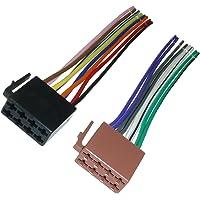 Conector de Cable Adaptador eléctrico para Radio