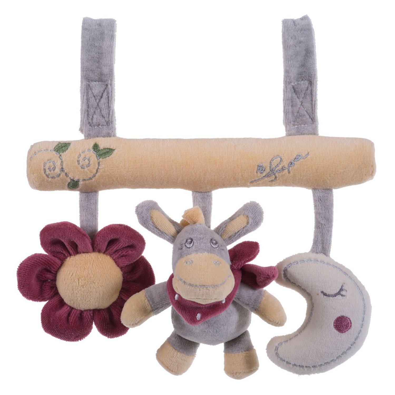Bieco 02015077Universal Mobile Donkey Darling 25x 8x 25cm