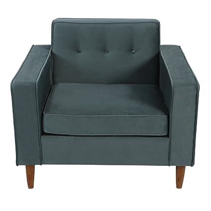 Amazon Com Kardiel Eleanor Mid Century Modern Classic Armchair