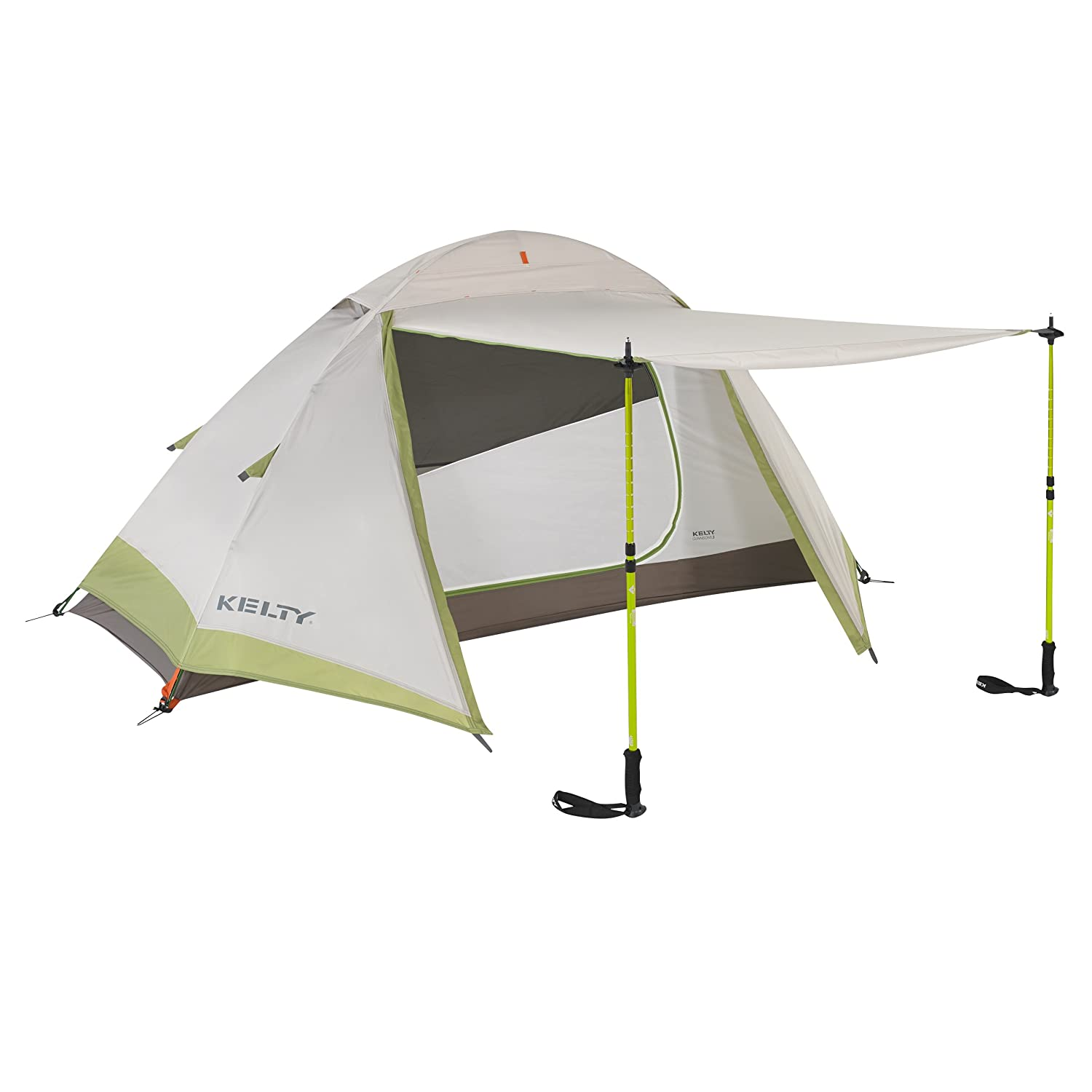 Amazon.com  Kelty Gunnison 1.3 1 Person Cube Designed Tent With Footprint  Sports u0026 Outdoors  sc 1 st  Amazon.com & Amazon.com : Kelty Gunnison 1.3 1 Person Cube Designed Tent With ...
