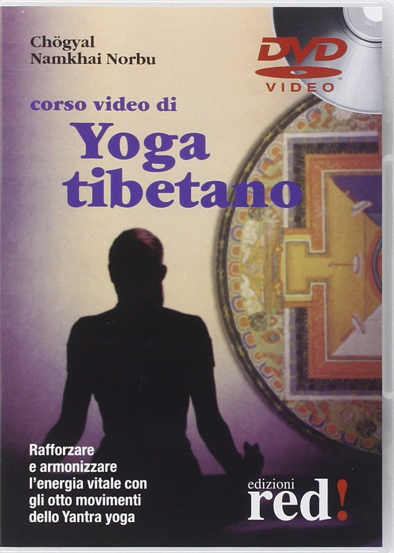 CORSO VIDEO DI YOGA TIBETANO (: Norbu Namkhai: 9788874473281 ...