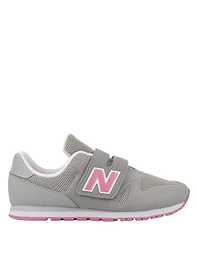 info pour 0c3a8 fa79d New Balance Girls 373 Hook and Loop Youth Sneakers: Amazon ...