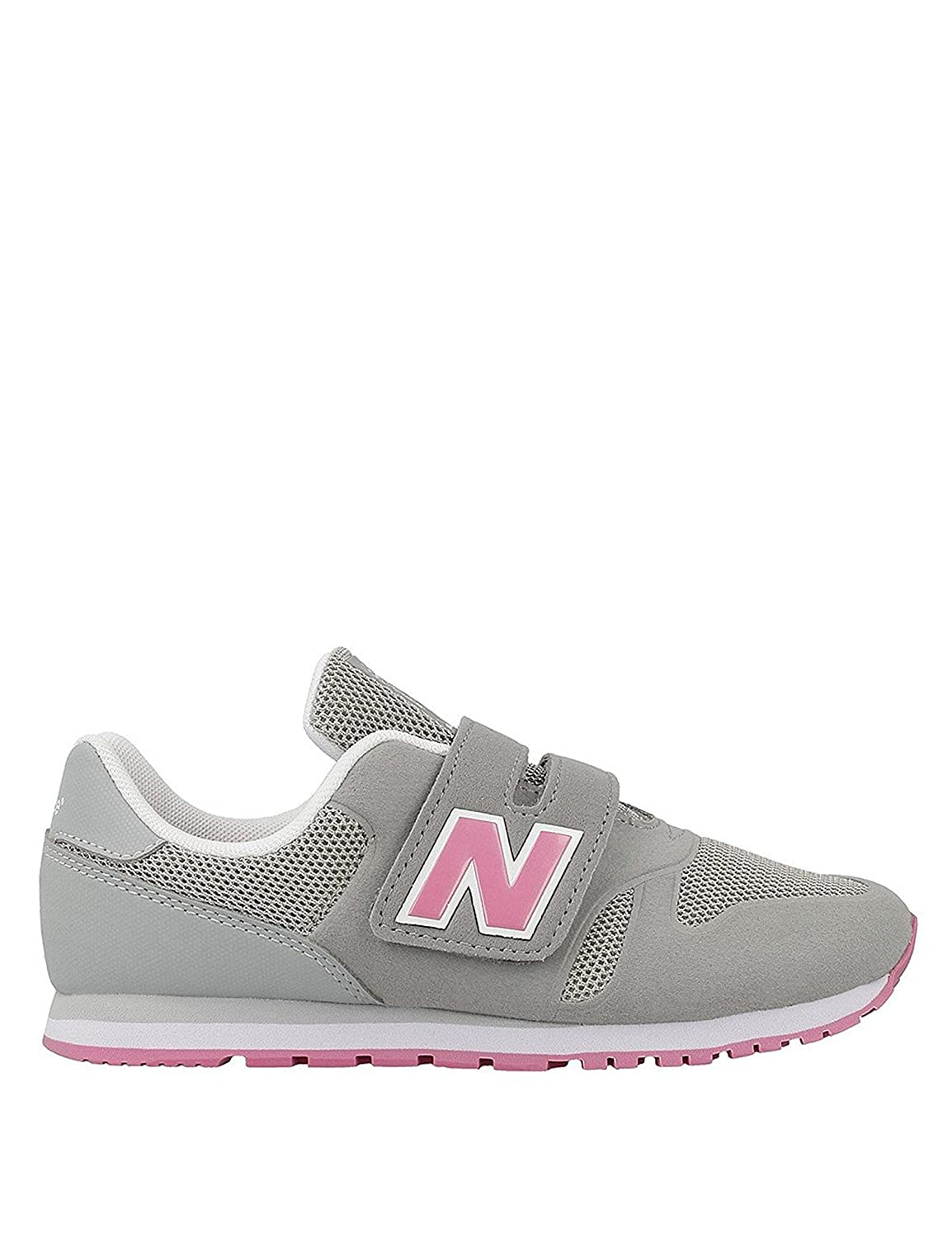 New Balance Girls 373 Hook and Loop Youth Sneakers