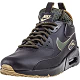 official photos bc289 a54d4 NIKE Air Max 90 Ultra Mid Winter Se Hommes Hi Top Aa4423 Sneakers Chaussures