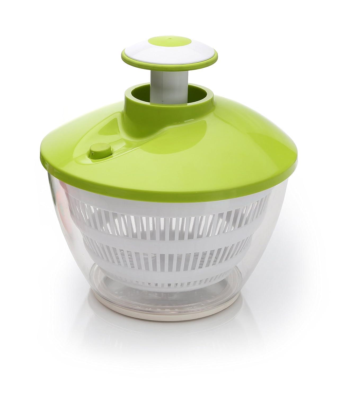 Cuisinox Pump Action Salad Spinner Green