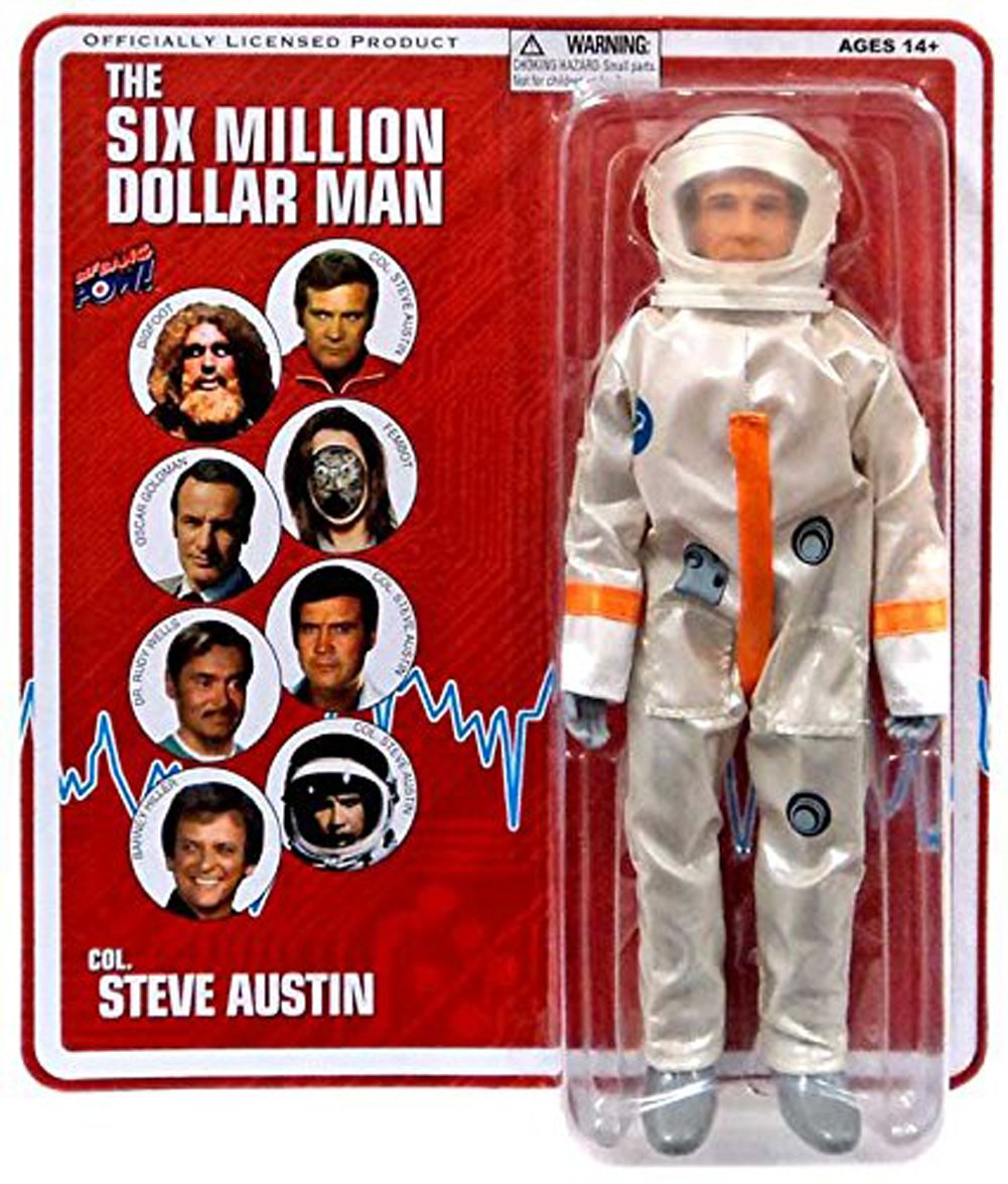 Six Million Dollar Man 8