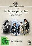 Schloss Hubertus (1934, 1954, 1973) - Die Ganghofer Verfilmungen - Sammelbox 1 (Filmjuwelen) [3 DVDs]