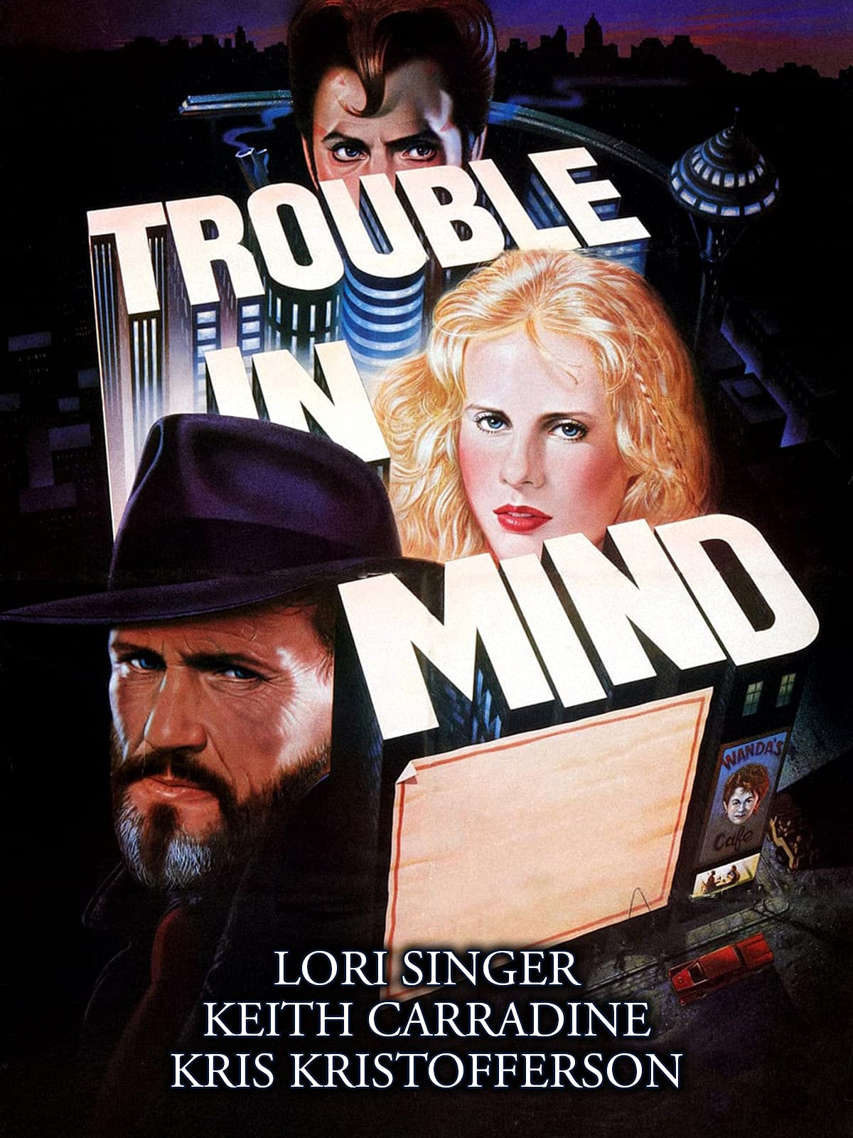 Trouble in mind on Amazon Prime Video UK
