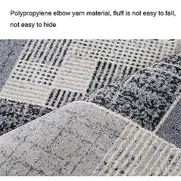 LOVEHOUGE Teppich Polypropylen Ellenbogen Garn Material Ungiftig ...