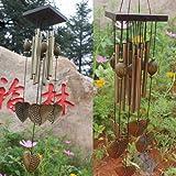 Sunfire Windspiel, klassisch zum Aufhängen, dekorativ, Feng Shui, 56cm