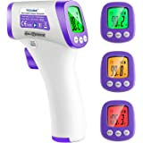 Infrared Forehead Thermometer, Non-Contact Forehead Thermometer for Adults, Kids, Baby, Accurate Instant Readings No…