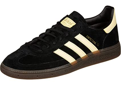 adidas Handball Spezial Shoes core BlackEasy Yellow: Amazon