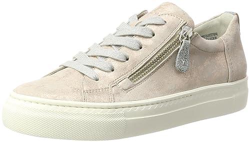 d4c841dc27582 Paul Green Women's 4512 039 Lace-Up Flats: Amazon.co.uk: Shoes & Bags