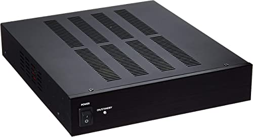 Monoprice Unity 200-Watt Bridgeable Power Amp, Black