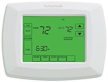 Honeywell rth8500d 7 day touchscreen programmable thermostat c honeywell rth8500d 7 day touchscreen programmable thermostat quotcquot asfbconference2016 Image collections