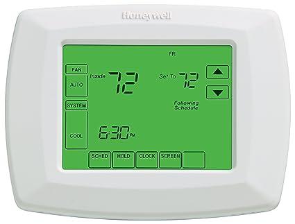 amazon com honeywell rth8500d 7 day touchscreen programmable rh amazon com Model RTH8500D Model RTH8500D