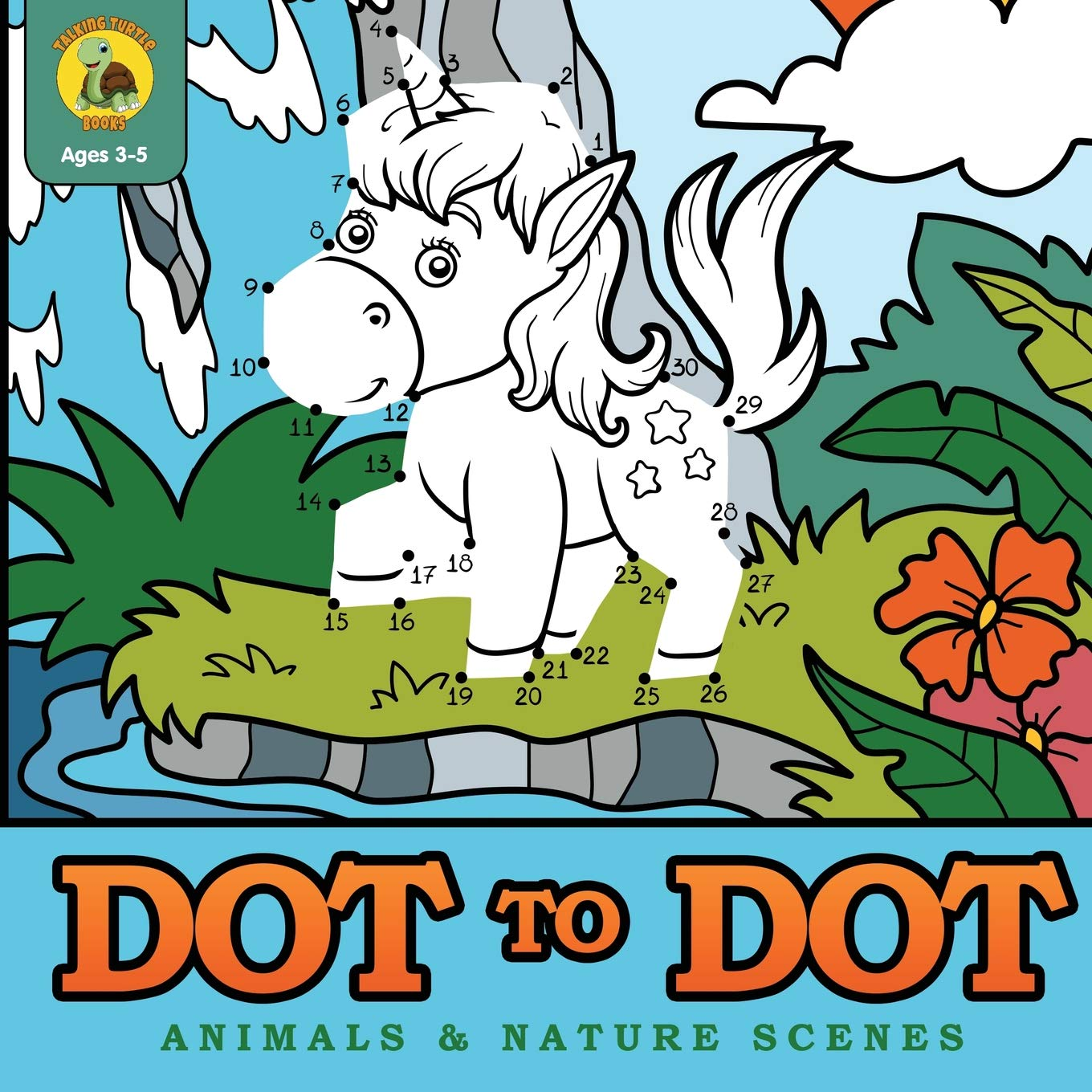 acdfa97a51f6da ... Connect the Dots Then Color In the Pictures with this Dot to Dot  Coloring Book! (Ages 3-8) (Learn   Play Kids Activity Books) Paperback – December  15 ...